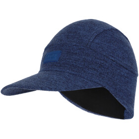 Buff Pack Merino Wool Fleece Cap olympian blue
